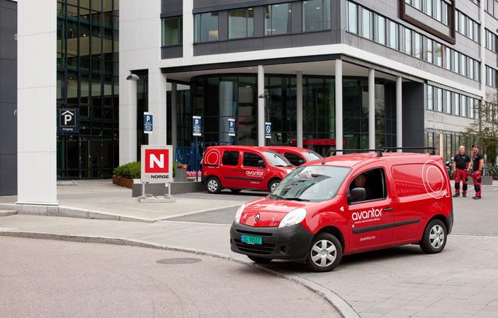 Avantor er en eiendomsutvikler i Nydalen